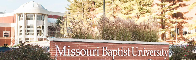 Missouri Baptist front interest banner