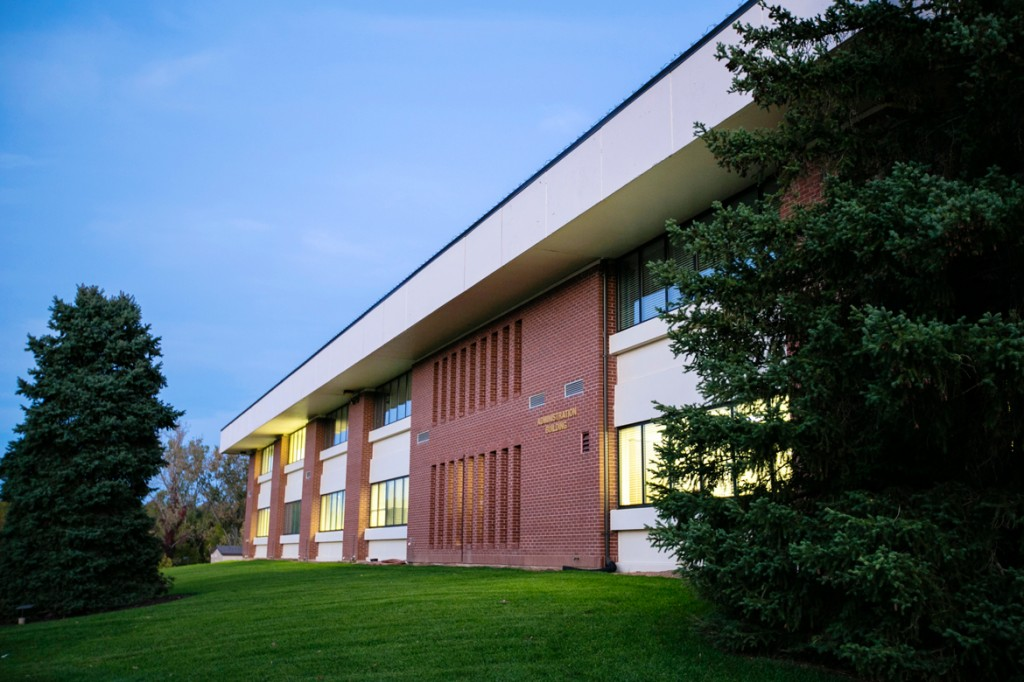 The Administration Building