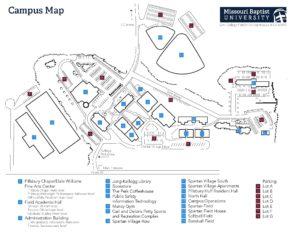 Missouri Baptist University Main Campus Locations Mbu Campus