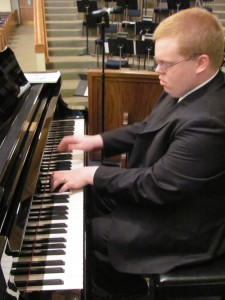 Preston Hitt Piano Recital