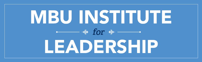 MBU Institute for Leadership