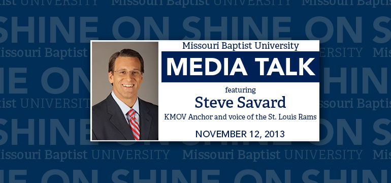 Media Talk featuring Steve Savard