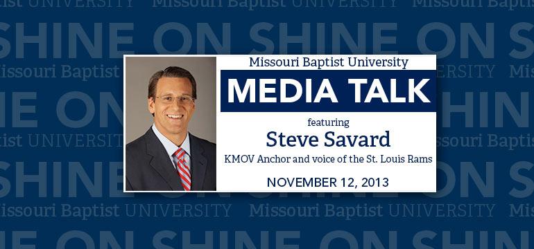 Media Talk featuring Steve Savard