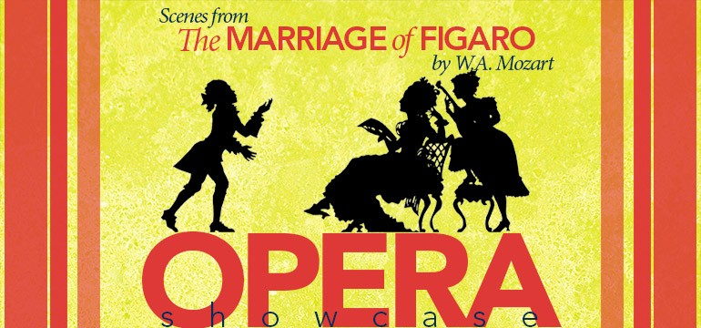 MBU Opera Showcase 2015 - Scenes from The Marriage of Figaro