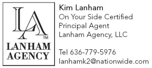 Lanham Logo and Contact