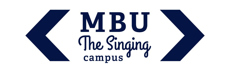 MBU the singing campus blue