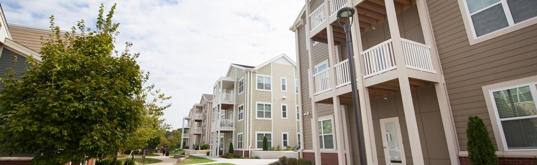 Resident life housing